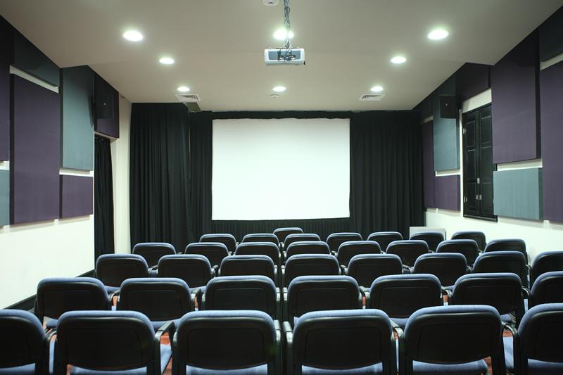 CINEMA FOSFORO EN COLEGIO CIVIL - UANL (2007)