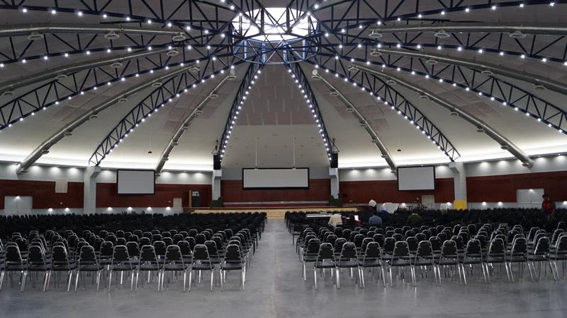 Iglesia Alianza Cristiana en Reynosa, Tamps. (2013)